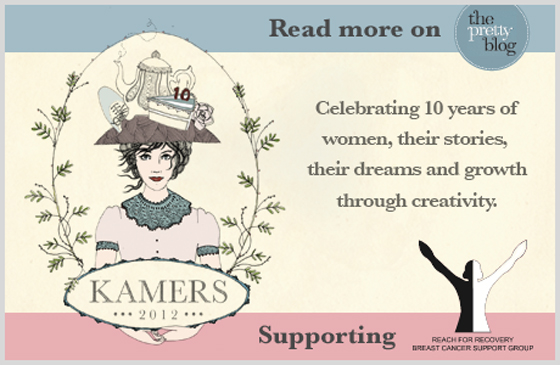 KAMERS 2012 Theme: celebrating Women