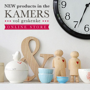 Fresh Spring Products in the KAMERS Online Store