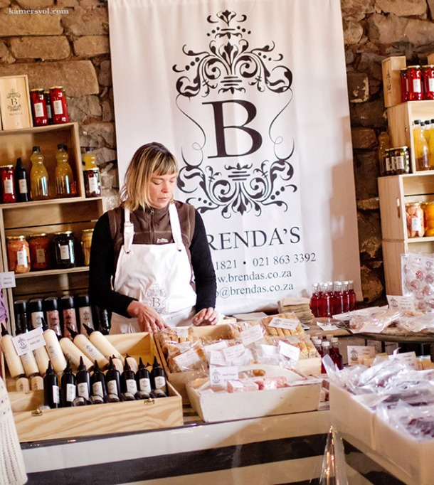 Brendas Preserves at KAMERS