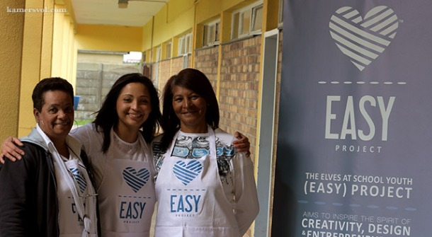Abigail Florence & tutors from the EASY Project - supported by KAMERS 2013