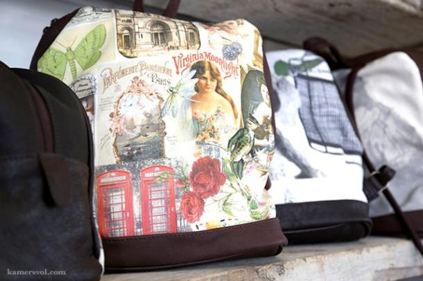 Mitat handbags at KAMERS - photo by Charl du Preez