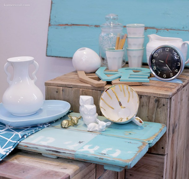 Beautiful Blues - New products at KAMERS vol geskenke - Photo: Charl du Preez