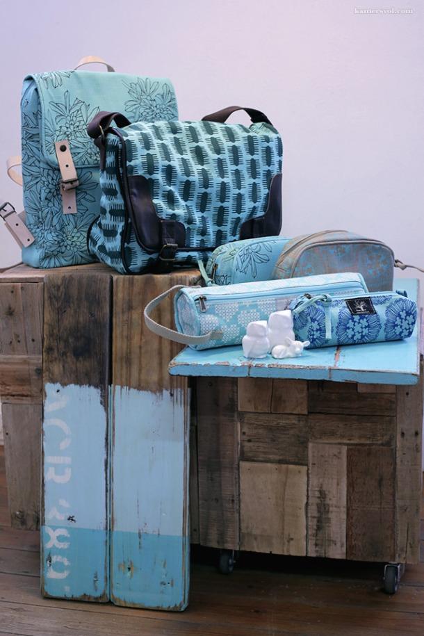 Beautiful Blues - New products at KAMERS vol geskenke - Photo: Charl du Preez
