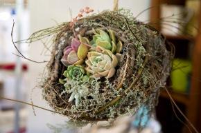 DIY: Hangende plante deur Flowers in the Foyer opExpresso