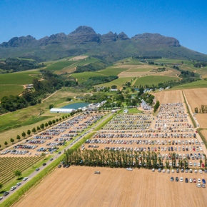 Watch: KAMERS 2013 Stellenbosch Video & Aerial Photos