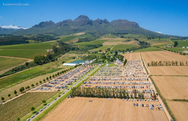 KAMERS 2013 Stellenbosch from the air by The Flying Camera. Watch: http://youtu.be/UxHe356wd_s