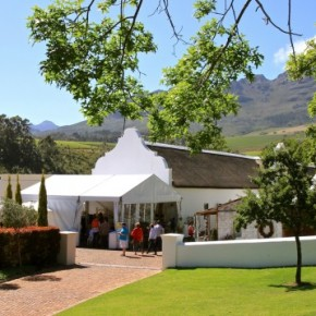 Foodies Gives KAMERS Stellenbosch a Rave Review