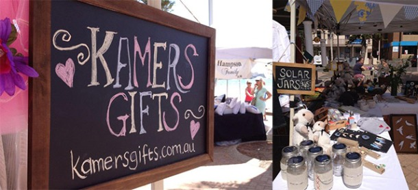 KAMERS Gifts Australia at Manly Jazz Festival - www.kamersgifts.com.au