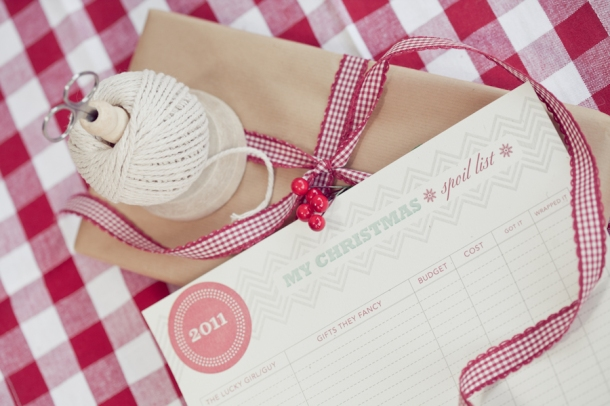 Pretty stocking stuffer dream list by Elephantshoe & The Pretty Blog on KAMERS blog. Photo: Blackframe Photography