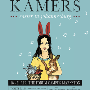 KAMERS 2014 Easter in Johannesburg – Design, Food & Wine