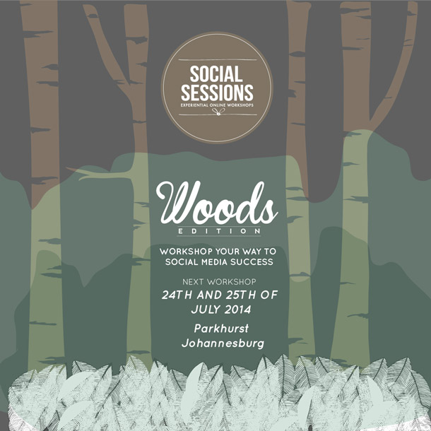 Social Sessions Woods Edition - KAMERS blog