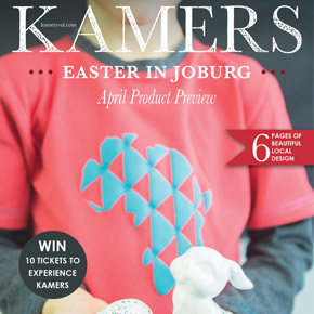 KAMERS Easter in Joburg Catalogue Preview
