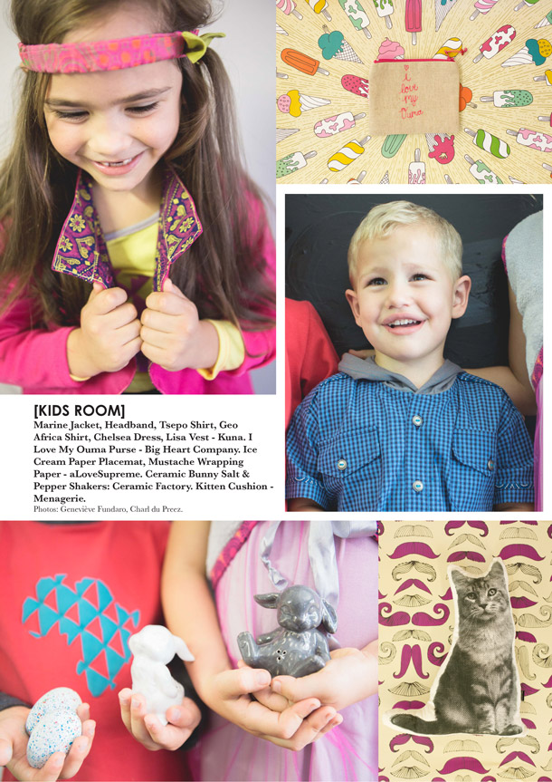 KAMERS Easter in Joburg April-2014 Product Preview Catalogue