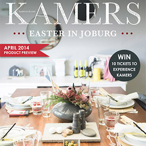 Easter Sneak Peek: KAMERS April 2014 Product Preview