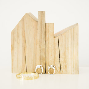 Products of the Day: Small-Town Jewellery