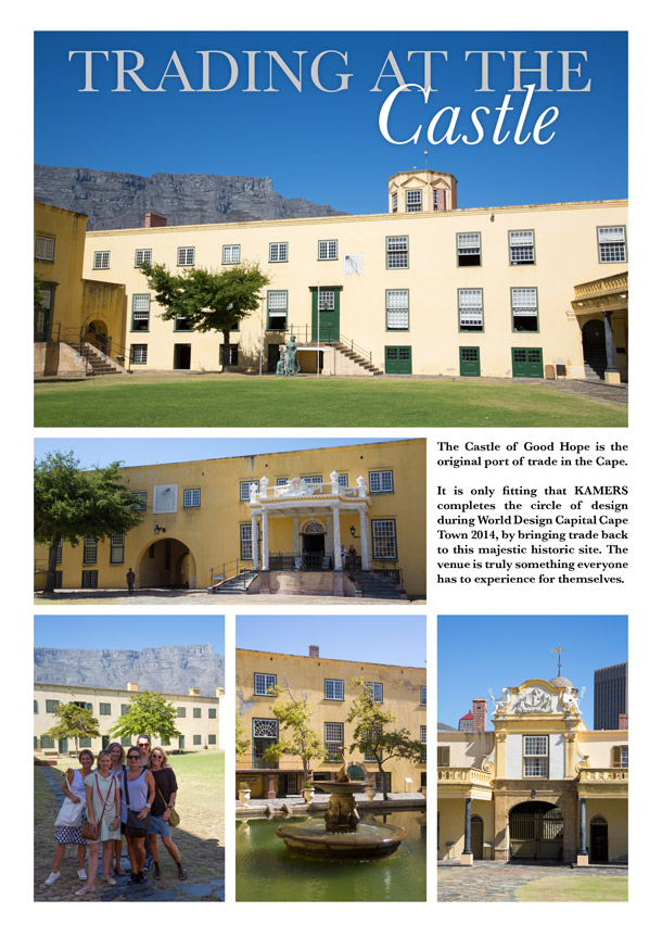 KAMERS & CCDI Trading at the Castle June 2014 Product Preview - The Castle of Good Hope - www.kamersvol.com