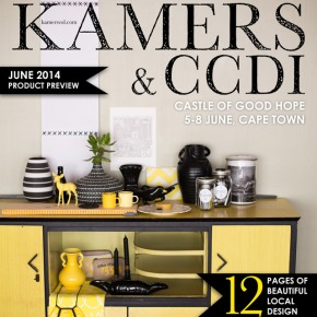 KAMERS Cape Town June Catalogue Preview