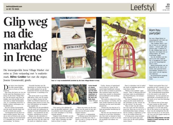 Irene Mark in Beeld - blog.kamersvol.com