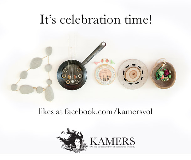 KAMERS has 40 000 likes on Facebook.com/kamersvol!
