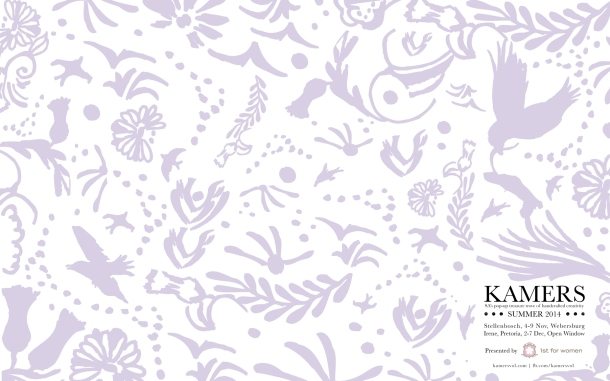 KAMERS Summer2014 wallpaper in pastel purple - www.kamersvol.com
