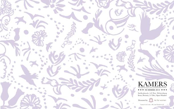 KAMERS Summer2014 wallpaper in pastel purple - www.kamersvol.com