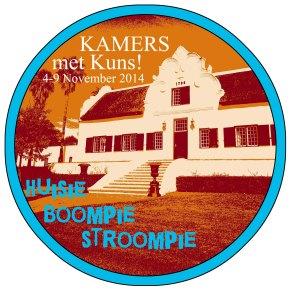 KAMERS met Kuns: Huisie | Boompie |Stroompie