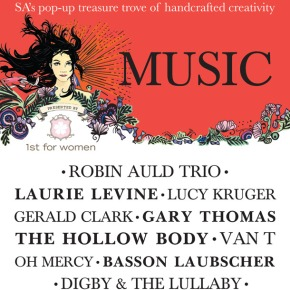 Live Music Line-Up at KAMERS 2014 Stellenbosch
