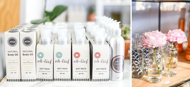 Oh-lief Natural body products on KAMERS blog - www.kamersvol.com