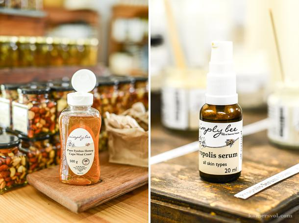 Simply Bee natural beeswax products DIY video on KAMERS blog - www.kamersvol.com