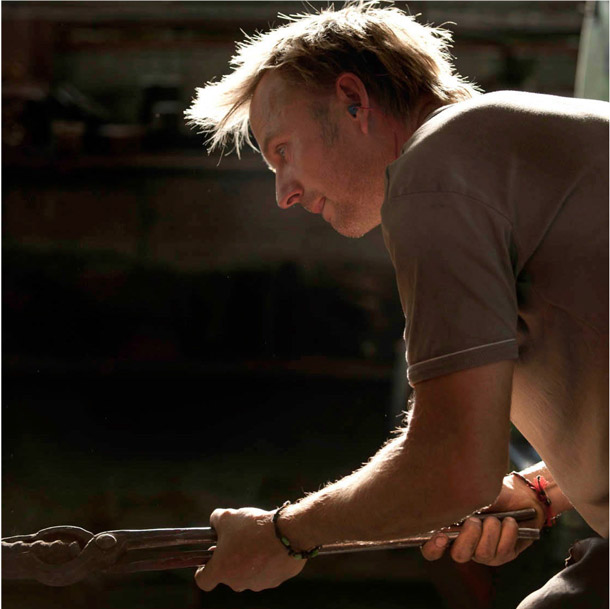 The Tool Room by blacksmith Conrad Hicks - KAMERS blog - http://blog.kamersvol.com