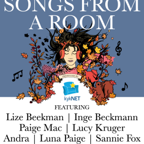 KAMERS presents: Songs From A Room