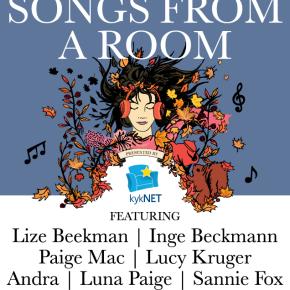 KAMERS presents: Songs From ARoom