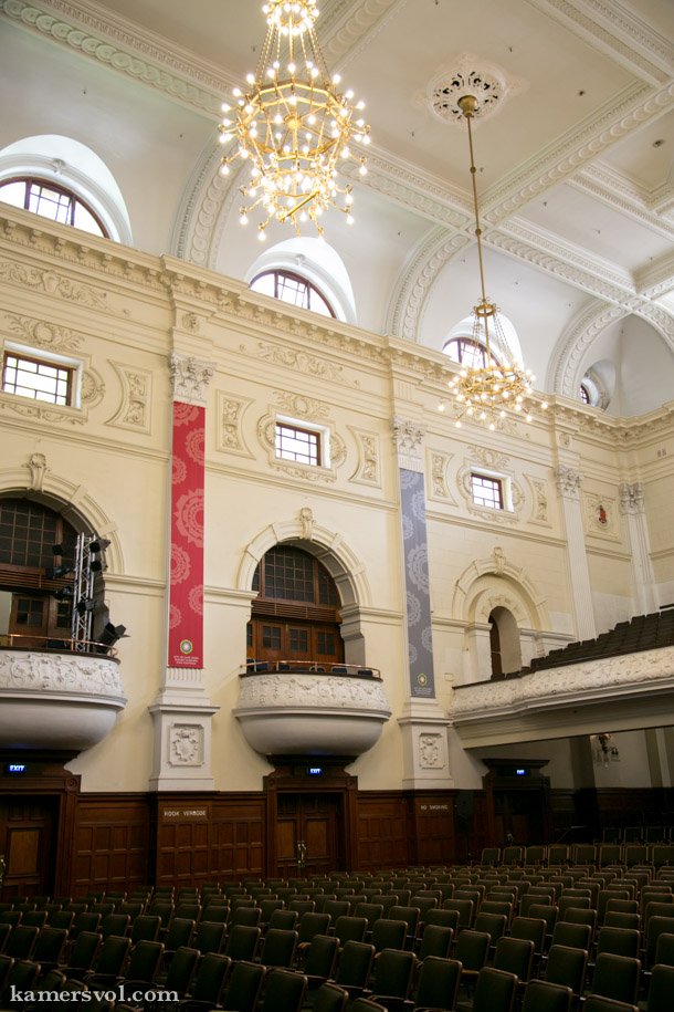 KAMERS Cape Town - Songs From A Room at the City Hall Auditorium 8 May 2015 - www.kamersvol.com